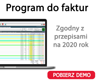 Faktura Small Business - program do faktur